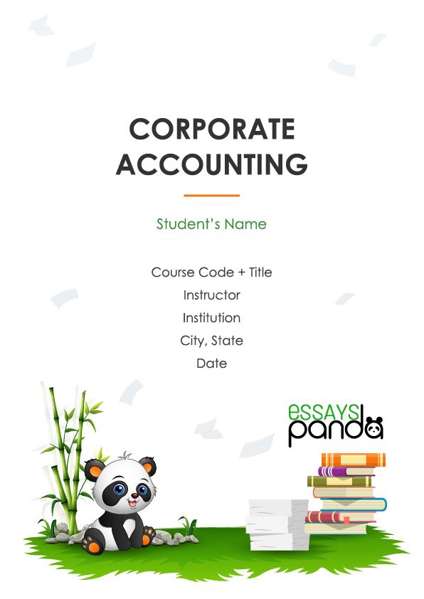 Accounting essay help
