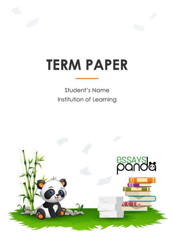 Write my termpaper