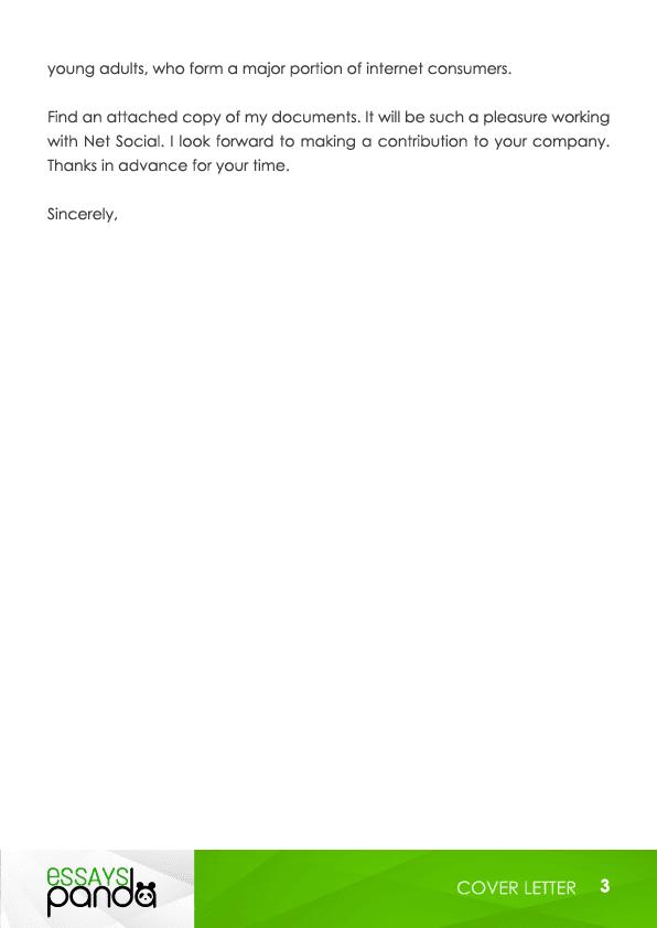 Do cover letter essays
